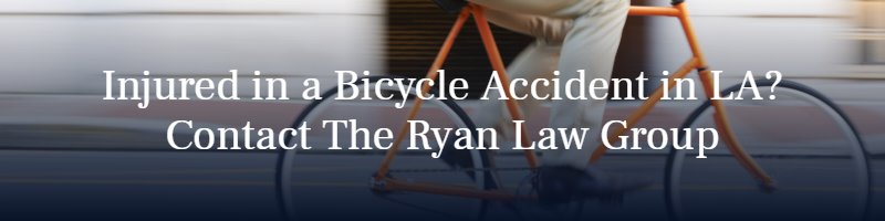 Los Angeles Bike Accident Attorney
